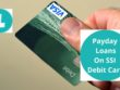 Payday Loans with SSI Debit Card
