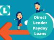Payday Loans Direct Lender