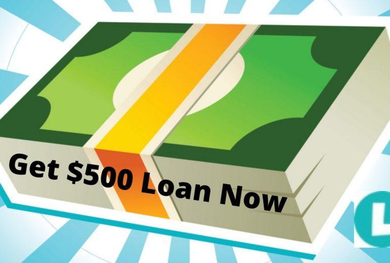 500 Dollar Loan