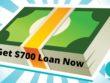 700 Dollar Loan